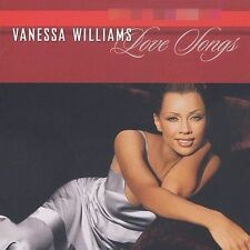 Vanessa Williams - Love Songs - New Factory Sealed CD