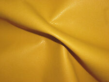 Leather 10 sq ft Lemon Yellow DIVINE line Cowhide 2.5 oz / 1mm PeggySueAlso™