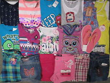 NWT Girls Summer Clothes Lot Size 12 L 14 Justice Roxy Mudd Vigoss Outfits Sets