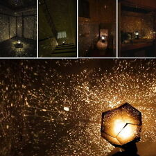 Romantic Astrostar Astro Star Laser Projector Cosmos Light Night SKY Lamp D