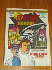 FUTURE TENSE #6 MARVEL BRITISH WEEKLY 10 DECEMBER 1980 STAR TREK MICRONAUTS