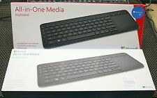MICROSOFT ALL-IN-ONE MEDIA WIRELESS KEYBOARD - N9Z-00002