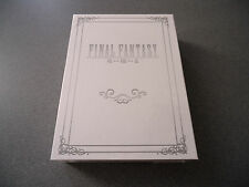 FINAL FANTASY Box Set (FFVII, FFVIII, FFIX) : Official Game Guide by Prima...