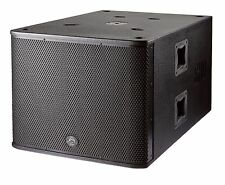 "WHARFEDALE SH1800 SINGLE 18"" 1000 WATT 8 OHM FRONT LOADED SUBWOOFER SUB WOOFER"