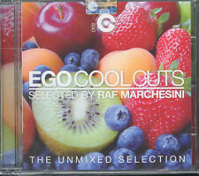 EGO COOL CUTS - SELECTED BY RAF MARCHESINI - CD ( NUOVO SIGILLATO )