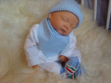 TYLER Boy Newborn Size Boy Childs 1st Reborn Baby Doll Girls Birthday Xmas Gift
