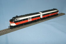 Marklin 3062 + 4062 US F7 Diesel Locomotive set NEW HAVEN