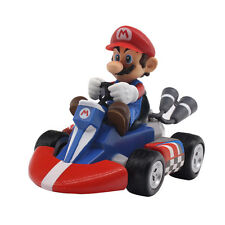 New Super Mario Bros. Mario Pull Back Racer Kart Car Kid Toy Gift
