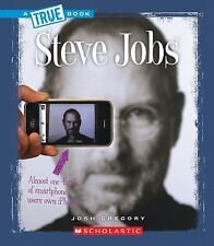 Steve Jobs (True Books: Biographies)