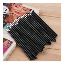 50Pcs Disposable Eyeliner Liquid Eye Liner Brushes Wands Applicators Makeup Tool