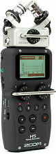 New Zoom H5 Handy Modular Field  Recorder Auth Dealer Warranty Best Deal on ebay