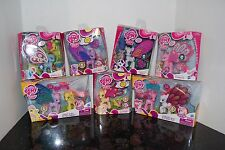 RARE My Little Pony G4 FiM Glimmer Wings Lot NIB FIM Rarity Twilight Rainbow