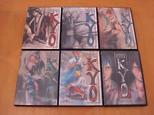 Samurai Deeper Kyo - Anime TV Series (6 DVDs, Used)