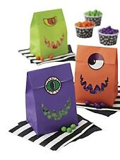 Monster Mouth Paper Treat Bags 6 ct from Wilton #6106 - NEW