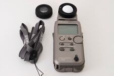 【MINT】 SEKONIC L-358 FLASH MASTER LIGHT METER from japan #289