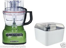 KitchenAid R-KFP1333GA 13Cup 3.1L W/ WIDE MOUTH FOOD PROCESSOR EXACTSLICE SYSTEM