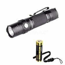 Fenix LD12 2017 Ed. 320 Lumen Small EDC Neutral White LED Flashlight -AA Battery
