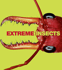 Extreme Insects by Richard A. Jones (Hardback, 2010)