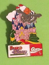 PIN´S - COCA COLA  COKE COCACOLA  DRINK - PIN BEBIDA - EURODISNEY (E753)