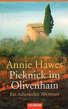 PICKNICK IM OLIVENHAIN - Ein italienisches Abenteuer - Annie Hawes BUCH