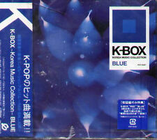 K-BOX - Korea Music Collection - BLUE+RED Japan 2CD-NEW
