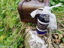 FANTASTIC LUCK ANOINTING OIL 100ml wicca pagan ritual money wealth love