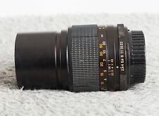 Minolta 135mm F2.8 Celtic MC Telephoto Lens.   Tested/Guaranteed