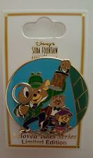 DSF Disney Beloved Tales The Great Mouse Detective Basil Le 300 Pin on Card