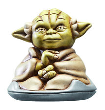 Star Wars Collectibles Ceramic Figure May the Force Be with You Sitting Yoda