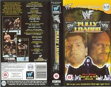 WWF Fully Loaded 1999 99 ORIG VHS WWE Wrestling Steve Austin vs Undertaker