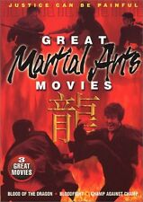 DVD - Action - Great Martial Arts Movies - Blood of the Dragon - Bloodfight