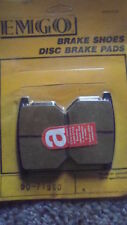 NOS Suzuki Emgo Replacement Disc Brake Pad Set 81-82 GS60 GS550 90-71960