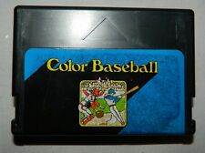 Vintage Tandy/Radio Shack Color Computer Color Baseball Game Cartridge 26-3095