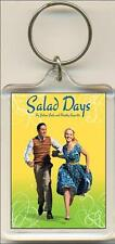 Salad Days. The Musical. Keyring / Bag Tag.