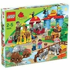 "Factory Sealed Lego Duplo Ville ""Big City Zoo"" 5635 New Large Set"