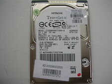 "Hitachi Travelstar 40gb IC25N040ATCS04-0 320 36H6062 01 2,5"" IDE"