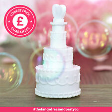 48 Wedding Cake Table Bubbles Accessories Confetti Favours Decoration