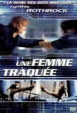 UNE FEMME TRAQUEE / CYNTHIA ROTHROCK - SEAMUS DEVER /*/ DVD ACTION NEUF/CELLO