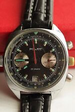 Poljot Chronograph Sturmanskie 31 Soviet Men's Vintage Watch Mechanical