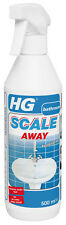 HG Bathroom Limescale Remover Foam Spray Cleaner Scale Away 500ml