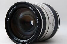 Exc!! Sigma ASPHERICAL 28-200mm f/3.8-5.6 for Pentax Free/S #0826-4
