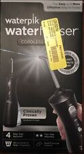 Waterpik Water Flosser Model WP-462W: Cordless Plus Genuine Used