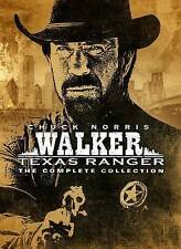 Walker Texas Ranger:The Complete Series (DVD,52-Disc Set,Seasons 1-8) NEW