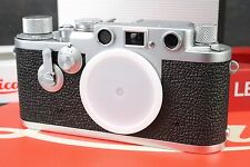 :Leica IIIF Red Dial Self Timer RD ST 35mm Film Rangefinder COLLECTOR CONDITION