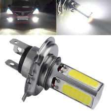Super Bright 20W H4 Car COB DRL LED Fog Daytime Running Light Lamp White New