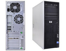 HP Workstation Desktop Z400 Intel Xeon Quad Core 4x3.06Ghz 250GB 6GB DVD+/-RW