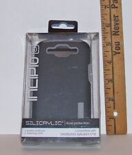 Incipio Silicrylic Case for Samsung Galaxy S3 III Dark & Light Gray MSRP $29.99