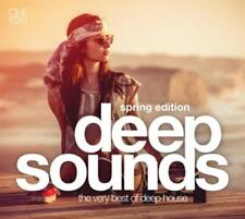 Various - Deep Sounds - Spring Edition (The Very Best of Deep House) - CD