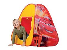 Disney Cars Pop Up Playtent Indoor/Outdoor Fast Pop Open Boy Play Time Tent