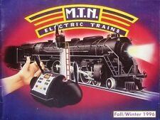 M.T.H. Electric Trains Catalog - Fall/Winter 1996 - Softcover
